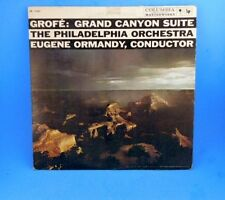 Grofe Grand Canyon Suite LP 6-eye ML 5286 Eugene Ormandy Classical
