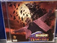 Boondox - The Harvest CD insane clown posse twiztid blaze ya dead homie icp rare