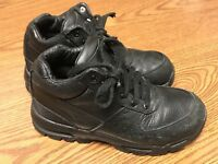 sports shoes 5c036 52531 Nike 311568-001 Air Max Goadome Youth ACG Black Leather Hiking Boots Size 3Y