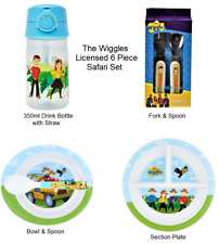 THE WIGGLES 6 PIECE SET