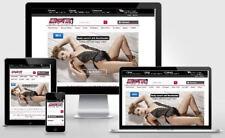 Professioneller Dessous & Erotikshop Onlineshop mit Dropshipping