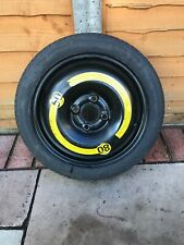 VOLKSWAGEN GOLF POLO CADDY LUPO SPACE SAVER WHEEL 14'' 6N06010256