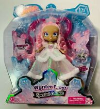 Shopkins Shoppies WYNTER FROST SPECIAL EDITION 2020 Snowelle Doll - NEW