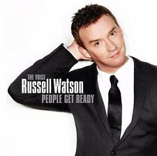 RUSSELL WATSON - People Get Ready - CD NEU - Papa Was a Rolling Stone