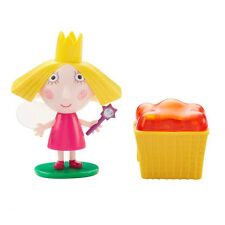 Nuevo Ben & Holly Kingdom Figura & Accesorio Holly Little con la cesta de jalea