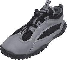 Playshoes Aqua-schuh mit Schnürverschluss Größe 38 In grau