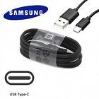 CABLE CHARGEUR USB DATA TYPE-C CORDON RAPIDE ORIGINAL SAMSUNG GALAXY S8 S8+ PLUS
