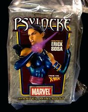 Bowen Designs Psylocke X-Men Marvel Comics Bust Statue New from 2005