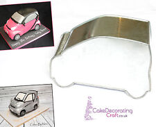 3D Novelty Cake Baking Tins and Pans | Smart Car Cake Shape