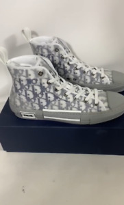 New Dior B23 High-Top Sneakers size 44euro 10.5US