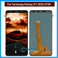 For Samsung Galaxy A7 2018 A750 A750F LCD Touch Screen Display Digitizer New