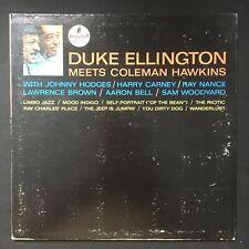 DUKE ELLINGTON Meets COLEMAN HAWKINS IMPULSE AS-26 US Press VINYL LP STEREO