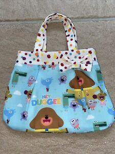 Handmade Girls Handbag Hey Duggee Dog