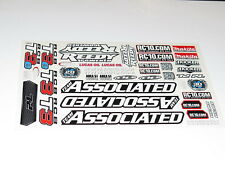 80938 TEAM ASSOCIATED RC8T3.1e TRUGGY DECALS
