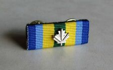 Canadian Peace Officer Exemplary Service Medal 30 Years Undress Ribbon Bar Pin