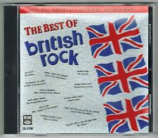 The Best of British Rock - CD - Hollies / Manfred Mann / Seekers / lots more
