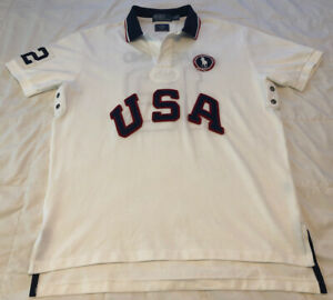 Ralph Lauren Polo USA Olympic Team Shirt