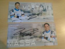 original Massa & Mortara- Formel 1 ,Motorsport