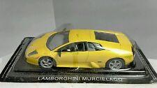 DIE CAST  modelcar lamborghini murcielago 1/43 de agostini auto veloci sportive