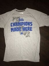 Men's Adidas Ucla Bruins Champions Shirt Large L