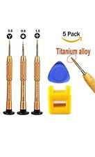 Repair Tool Kit for iPhone XS XR MAX - Magnetic Premium Solid Screwdriver Set...