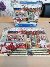 The Hat Boutique 500 Piece Jigsaw Puzzle