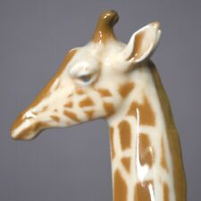 Royal Copenhagen Figurine #3655 Giraffe – Rare Copenhagen Figurine