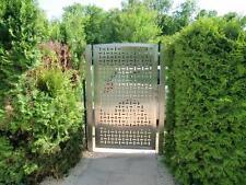 gartentor edelstahl, edelstahl tor in gartentore günstig kaufen | ebay, Design ideen