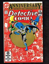 Detective Comics #526 ~ Anniv. 500th appearance/ Joker ~ (NM) WH