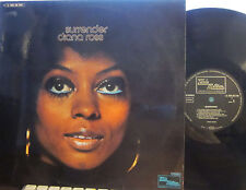 Diana Ross - Surrender  (Tamla / Motown C 062-92 749)  (German)