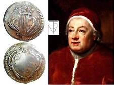 RAVENNA-Emilia Romagna (Benedetto XIV Papa) Mezzo Baiocco
