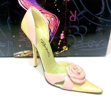 """JUST THE RIGHT SHOE """"Steadfast Rose"""" #70081 by Raine 2012"""