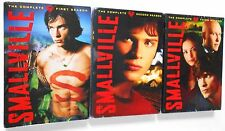 Smallville Season 1, 2 & 3 - Dvd Tv Shows First Second Third Brand New