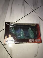 2000 Legend Of Sacred Stone PILI WUJIN JINKU JILENA ODINAO Figure Set Sealed