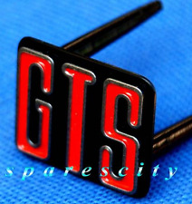 HOLDEN GTS Glovebox Badge DASH Emblem HJ HX can be fitted anywhere NEW