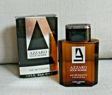 Vintage Men's AZZARO POUR HOMME ~ 4 1/4 oz. Eau de Toilette ~  Full ~ with Box