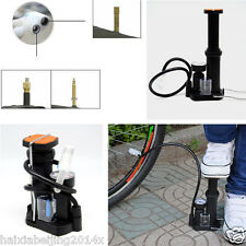 Motorcycle Wheel Tires High-pressure Cycling Pump Pedal Straddling Air Inflator