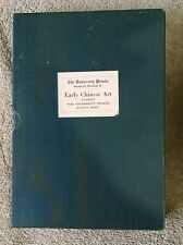 Early Chinese Art Oriental The University Print Section O Series II w/slipcase
