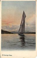 (118) Vintage Postcard of Great Scene of Canada