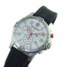 Wenger Herren Uhr  Chrono 77050 Saphirglas Swiss Made Neu OVP UVP 399 Euro