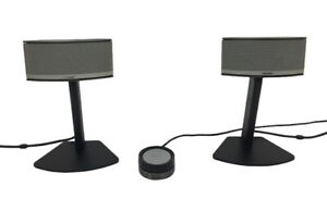 Bose Companion 5 Multimedia Computer Speakers W/ Stands & Volume Controller