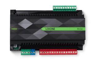 Loxone Dimmer Extension   NEU   OVP mit Siegel   Rechnung   Sofort lieferbar!
