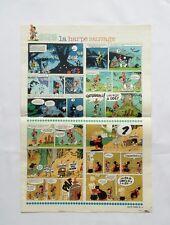 BD - Supplement Spirou n° 2120 La harpe Sauvage BIZU / 1978 /