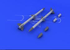 1/48 EDUARD BRASSIN AIM-120A/B AMRAAM