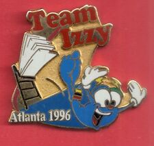 1996 Atlanta Team Izzy Diving Olympic Pin
