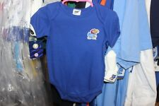 University of Kansas One Piece 18 Months NWT Licensed with Socks