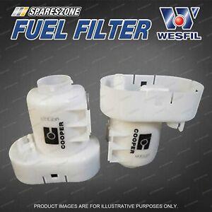 Wesfil Fuel Filter for Hyundai Tucson JN81 2.0L 2.7L Petrol Refer Z772