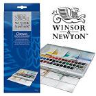 Winsor & Newton Cotman 45 Full Colour Half Pan Studio Watercolour Paint Set