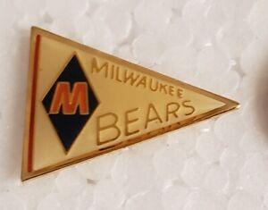 Negro League 100ys 1920-2020 - MILWAUKEE BEARS Lapel Pin