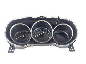 2014-2017 Mazda CX-5 Speedometer KPH Instrument 213K Cluster KD4555430K9001 OEM